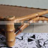 hot sales square bamboo serving trays gongfu tea tray