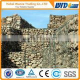 Electric welding gabion box / welding the stone cage nets / hexagonal wire mesh (Chinese factory)
