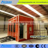 China good price spray booth used