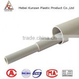 Plastic pvc underground cable trunking wiring duct