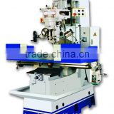 Bed Type Vertical Milling Machine, model X7125 X7130, table 254x1270 254x1370 305x1370 305x1500mm