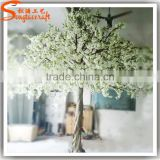 Cherry decorations artificial plastic flower tree cherry blossom tree types white tree wedding decor