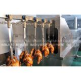 Poultry products deep processing equipment