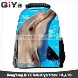 Wholesale 3D Animals Pattern Dogs Cartoon Printing Polyester Students Backpack School Bags