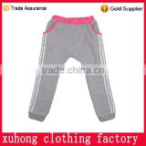 wholesale children sports wear,OEM service kids Tracksuit,customize baby girls pants