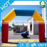 2015 CE inflatable arch rental for event or party,inflatable rainbow arch,advertising inflatable arch