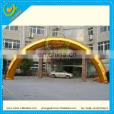 Cheap decorative i inflatable arch balloon
