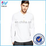 Trade Assurance 2015 Yihao Mens Sports Casual Clothing Golf Polo T shirt