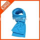 2016 plain fleece wholesale neck scarves for women