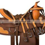 wholesale horse trail saddles - 2017 western Trail Saddle - brown Horse Custom trail saddle
