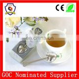 Hot sales heart small shape tea infuser spoon