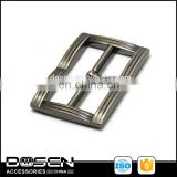 Wholesale Metal Belt Buckle ,Plated Brushed Anti-Brass with Shiny Lacquer Buckle ,High quality Eco-friendly .