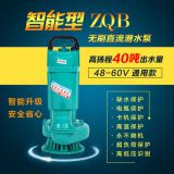 Shanghai people's brushless DC submersible pump agricultural high lift 48V60V universal electric vehicle 2 inch 3 Inch 4 inch