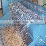 Canton Fair Manufacturer of the heavy duty Galvanized Chain Link Fence/PVC Coated Chain Link Fence Price