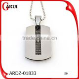 best selling products high quality stainless steel pendant costume jewelry                                                                                                         Supplier's Choice