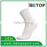 cheap price football socks manufactory cotton with nylon high quality dri fit football socks