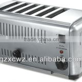 6 slice toaster machine