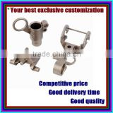 Exporting custom bronze sand casting part