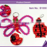 promotional DIY bug pony beads craft