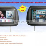 AP1 taxi headrest lcd ad player