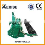 Agricultural used power tiller stone burier