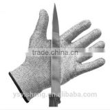 Cut resistant gloves level 5 cut protection food grade                                                                         Quality Choice