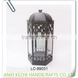 LC-89031 Antique Candle Holder Moroccan Metal Hanging Lantern