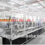 Whole line! LED bulb assembly line machine-autoline