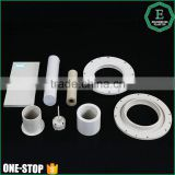 Special engineering plastic products customized cnc machining small plastic engineering peek parts