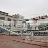 High capacity complete stone crushing plant aggregate plant/granite stone crushing