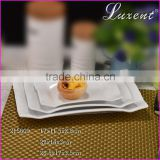 cheap porcelain banquet plate,porcelain plates,daily use white porcelain dinner plates for hotel