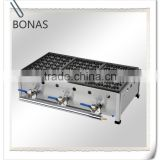Commercial takoyaki machine. gas fish pellet grill                                                                         Quality Choice