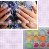 Acrylic nail powder liquid and monomer, dip color acrylic powder