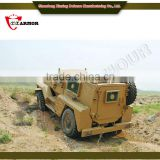 EN 1063 B6 armoured cars / military armored vehicle