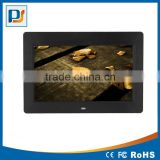 10 inch Digital Photo & HD Video (720p) Frame with Motion Sensor & SD/TF Card Slot & USB Connector