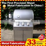 smokeless european indoor stove top outdoor gas barbeque /bbq grill                                                                         Quality Choice