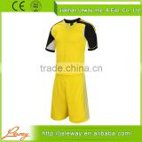 Customized top slim fit plain retro soccer jersey set uniform                                                                                                         Supplier's Choice