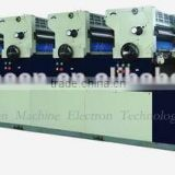 Digital Four Color Offset Press ,offset printing press