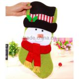 New design of felt Christmas stocking xmas socks                                                                         Quality Choice