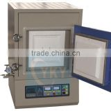 argon, inert gas atmosphere muffle furnace,laboratory gas controlled atmosphere muffle furnace