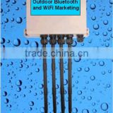 Outdoor Advertising Proximity Bluetooth Marketing WiFi
