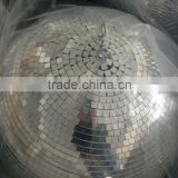 Hot 30inch Christmas Party Decoration large floating mirror ball 75cm