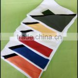 terry cotton with suede pocket sport golf towel