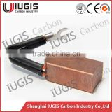 J164 Supplier All kinds of copper graphite carbon brushes for Generators