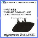 FOR BMW X5 E70 07-08 51657199141/51657199142 WATERING COVER OF LAMP