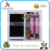 original lcd repair parts for P8 5.2'' display screen, touch assembly with frame white or black for Huawei