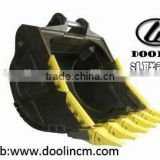 Ground Engaging Tools Excavator Rock Bucket
