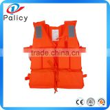 Professional Swimwear Working Life Jacket Foam Vest Survival Suit for Outdoor Sport Swimming