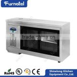 Commercial Refrigeration Equipment Wall-Mounted Refrigerator                                                                         Quality Choice