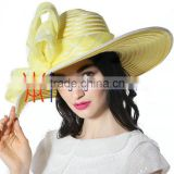 Designer Military Hats Wide Brim Ladies Summer Hats 2015 Girls New Design Hats Wholesale